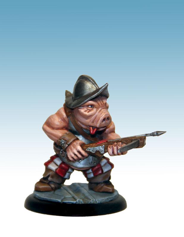 Arbaletrier de la milice 1