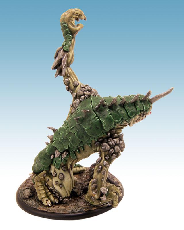 Dragon Crète