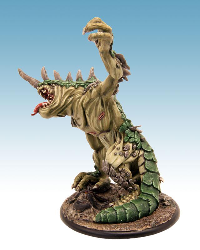 Dragon crete g