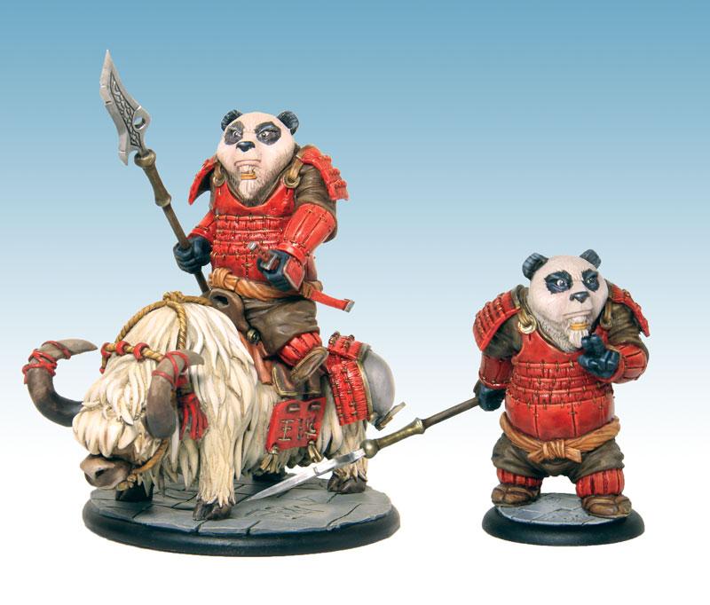 Cao Cao and Feihua