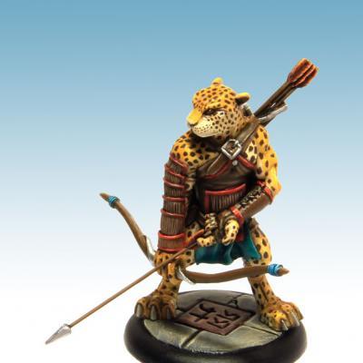 Houyi, archer impérial (droit)
