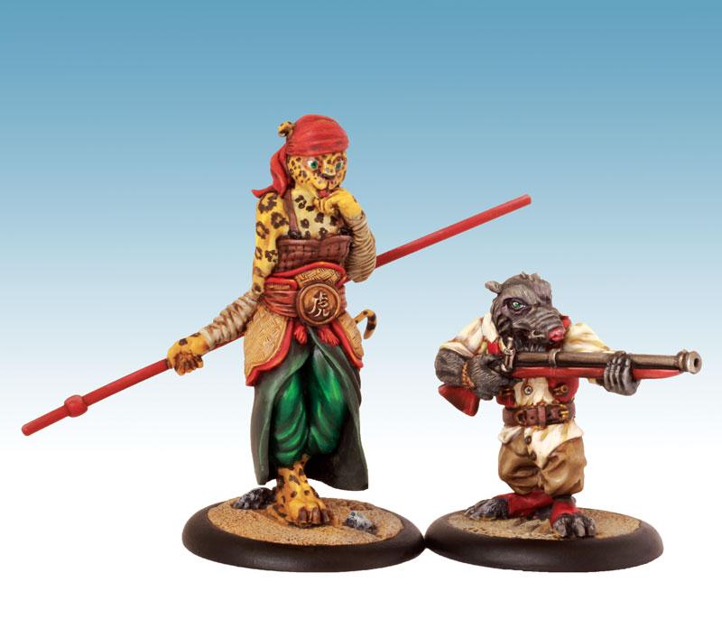 Zhan Bao and Marten
