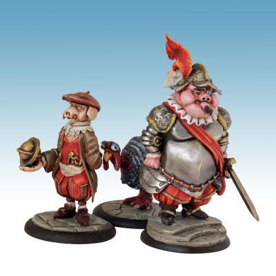Piggaro and Mercapor