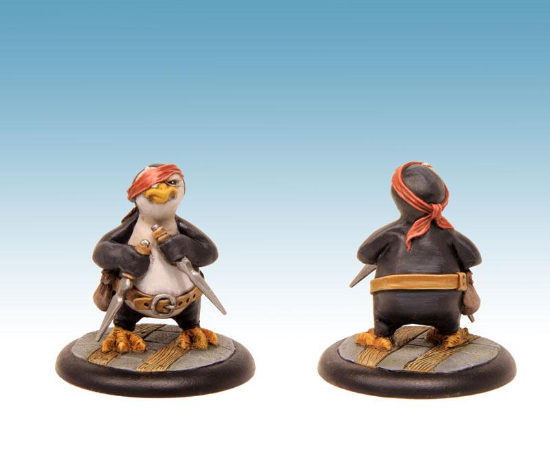 Mecenary Penguins