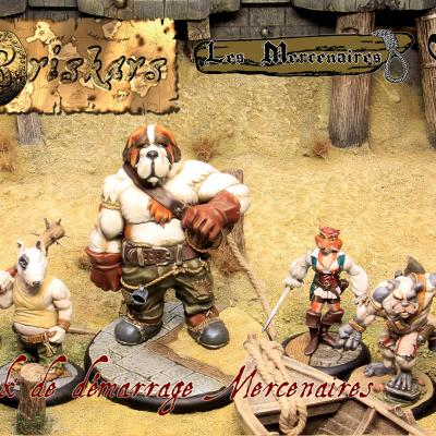 Starter Mercenaires