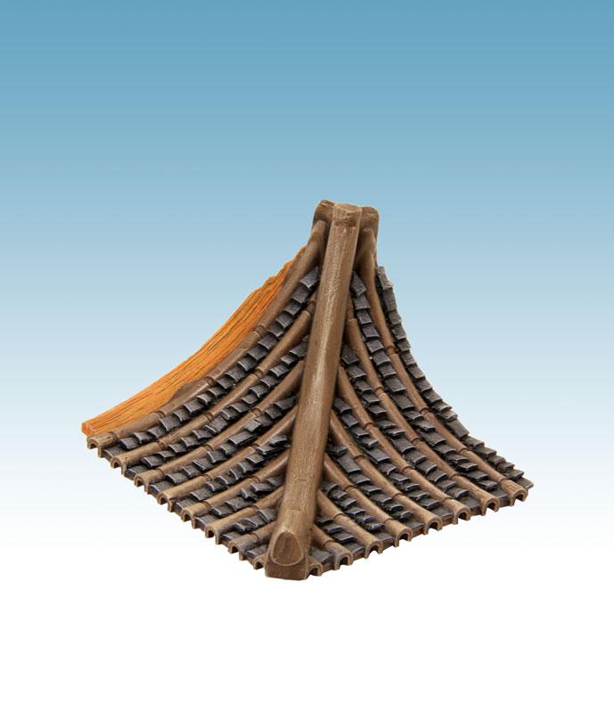 Zen roof corner