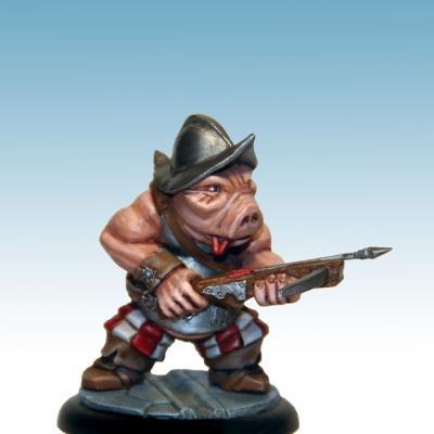 Militia Crossbowman