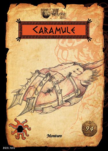 Caramule 1
