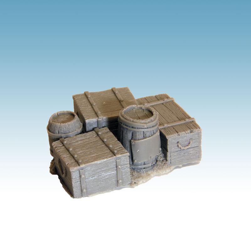 Cargaison 1 resine
