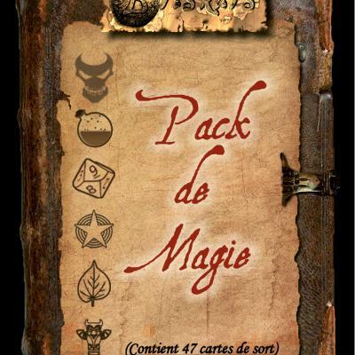 Pack de Magie