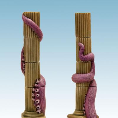 Ichtien Columns
