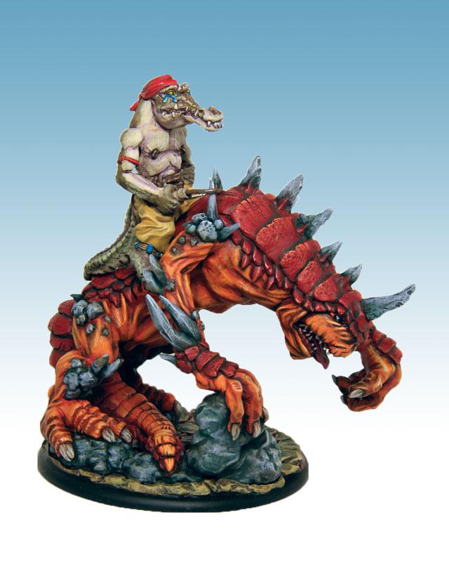 Dragon crete monture d