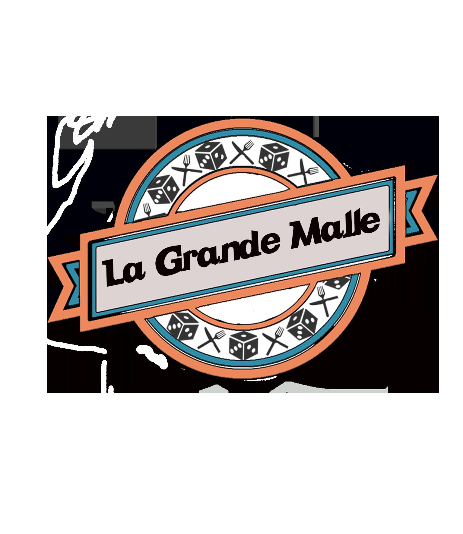 Logo grande malle