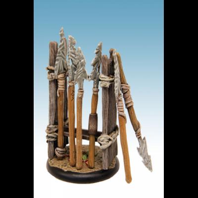 Javelins Rack