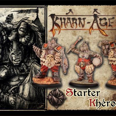 Starter Khérops